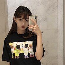 全新正品 Supreme 2019SS Suzie Switchblade Tee 小女孩塗鴉