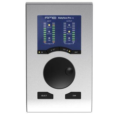 大鼻子樂器 RME Babyface Pro FS 錄音介面