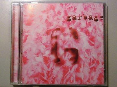 Garbage 垃圾合唱團同名專輯