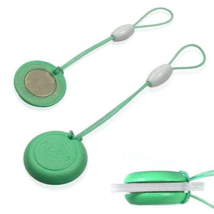 【MOGICS】 跑步 路跑 自行車 號碼布磁扣 不讓別針破壞衣服布料  強力磁扣 固定-綠色