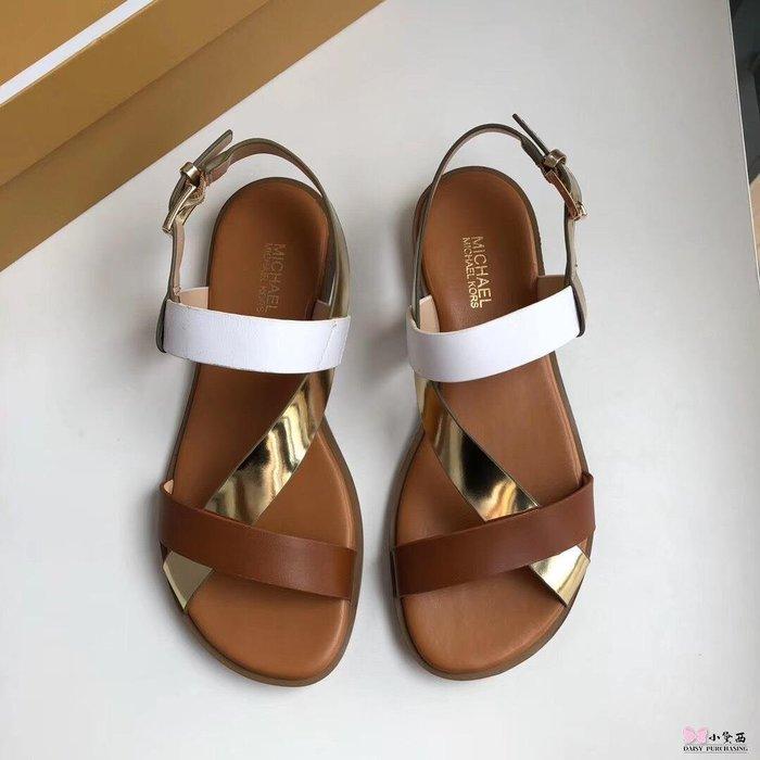 【小黛西歐美代購】MICHAEL KORS MK 2019款 涼鞋 休閒鞋  時尚奢華 美國代購