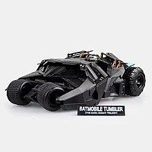 蝙蝠俠 山口式 黑暗騎士 蝙蝠車 盒裝