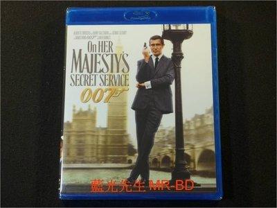 [藍光BD] - 007系列 : 女王密使 On Her Majesty`s Secret Service BD-50G