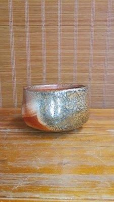 (店舖不續租清倉大拍賣)陳光國先生--柴燒大茶碗,原價20000元特價10000元