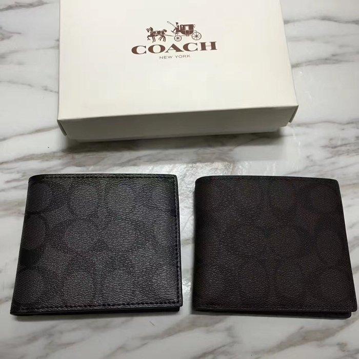 NaNa代購 COACH 75006 零錢袋 唯一一款具備零錢袋哈 獨特設計 款式新穎 附代購憑證