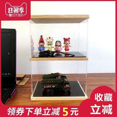 手辦展示櫃 放樂高的架子柜子玩具收納展示柜家用小人盒墻盲盒12格手辦模型  墾丁老街