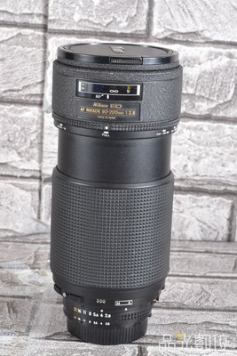 【品光數位】 Nikon AF 80-200mm F2.8  80-200/2.8 恆定光圈 小黑一 #81531