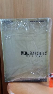 Metal Gear Snake eater 蛇服戰衣全新
