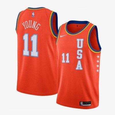 【現貨優惠】Nike Trae Young All-Star USA Rising Stars 新秀挑戰賽 球衣