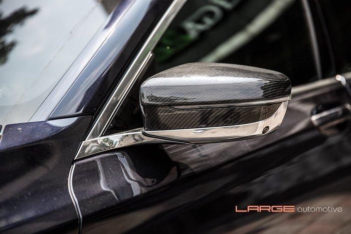 【樂駒】BMW G12 G11 M Performance 原廠 改裝 套件 精品 碳纖維 carbon 後視鏡蓋
