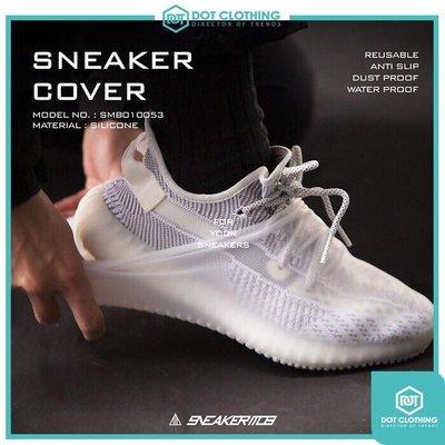 【 限時下殺】DOT聚點 Sneaker Mob COVER 防滑 止滑 防雨 防水 矽膠 鞋套 雨鞋 黑 白
