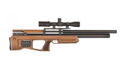 ((( 變色龍 ))) Kalibrgun cricket 木蟋蟀 木托 6.35mm 長槍 PCP 空氣槍