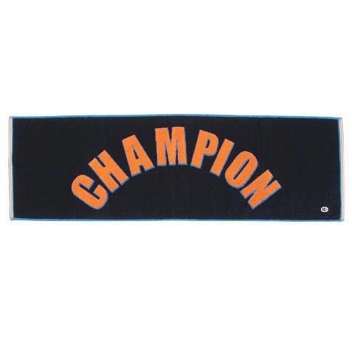 ˙TOMATO生活雜鋪˙日本進口雜貨人氣品牌champion 大字母刺繡圖印純棉運動毛巾(現貨+預購)