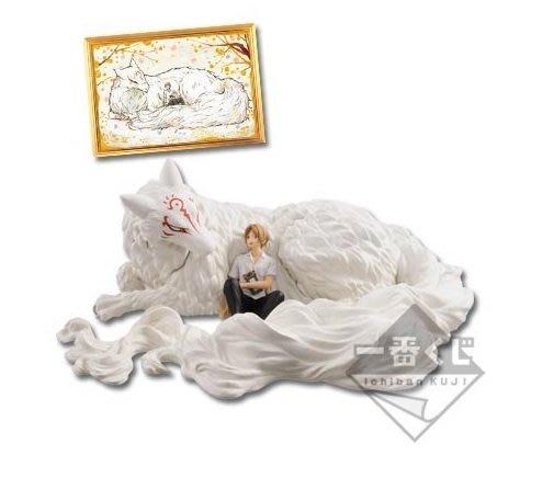 AQI BUY 夏目友人帳 一番賞 夏目貴志 貓咪老師 斑 時的記憶 公仔 模型 玩具 擺飾 日本正版