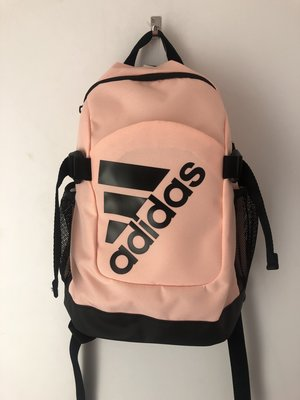 ADIDAS MINI 愛迪達 粉紅 粉黑 水壺袋 書包 小背包 後背包 DT5377 請先詢問庫存
