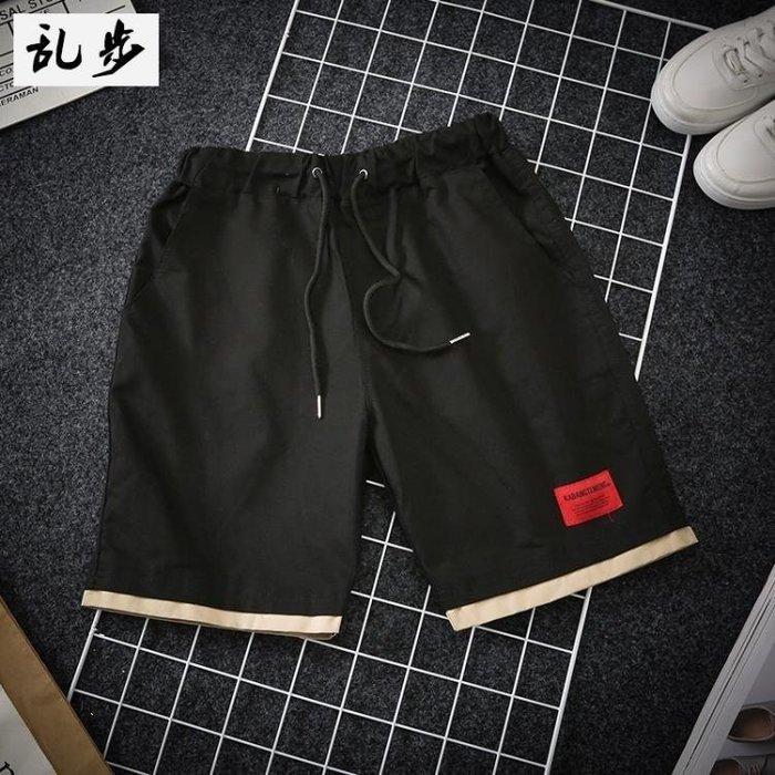 YEAHSHOP 海灘褲夏季流行男裝沙灘褲假兩件Y185