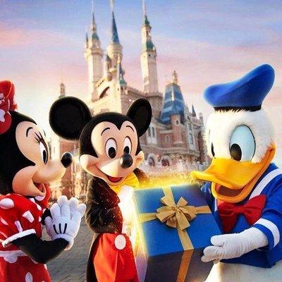 正品潮流迪士尼上海迪士尼快速通行證通道33VIP免排隊門票FP卡導覽尊享卡早享卡