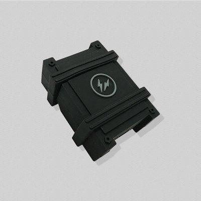 airpods保護套 無線耳機保護殼 個性創意蘋果Airpods保護套潮牌軍事箱蘋果無線耳機殼藍牙一二代 嘉義百貨