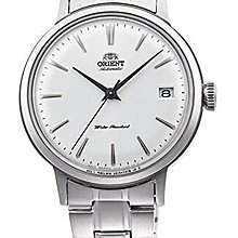門市貨有 - 全新 RA-AC0009S10B ORIENT Bambino Automatic Ladies Watch 東方錶機械鋼帶手錶