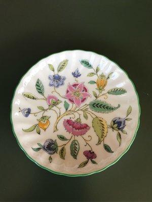 英國MINTON明頓花卉小盤