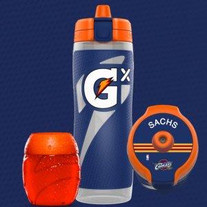 開特力最新版運動水壺 客製化運動水壺 Gatorade NBA NFL 可選擇你喜愛的球隊