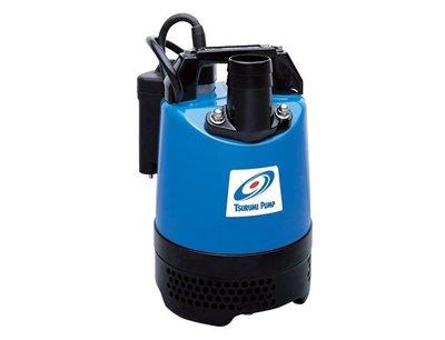 【川大泵浦】鶴見牌 LB-480A (1/2HP) 自動型污水泵浦 (電極式) LB480A 污水泵浦