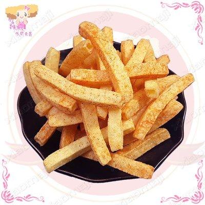 ☆小麻吉家家愛☆洋芋薯條柑梅番茄口味(植物五辛素)一包特價45元馬鈴薯片餅乾 零嘴