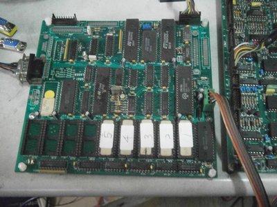 平衡機修理 CORGHI EM92 GRAF3 LASER CRT螢幕驅動板 介面板 先詢問 再報價