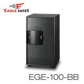 【皓翔居家安全館】Eagle Safes 韓國防火金庫 保險箱 (EGE-120-BB)(黑)(紅)2色可選