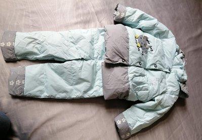 B B羽絨服保暖 童裝 外套