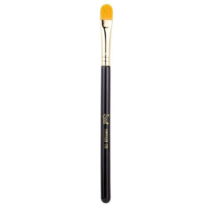 【愛來客】☆美國Sigma官方授權經銷商☆F75 - CONCEALER (金環) 專業化妝刷唇部遮瑕刷