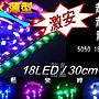 鈦光Light 18晶 5050 LED燈條 高品質 超便宜...