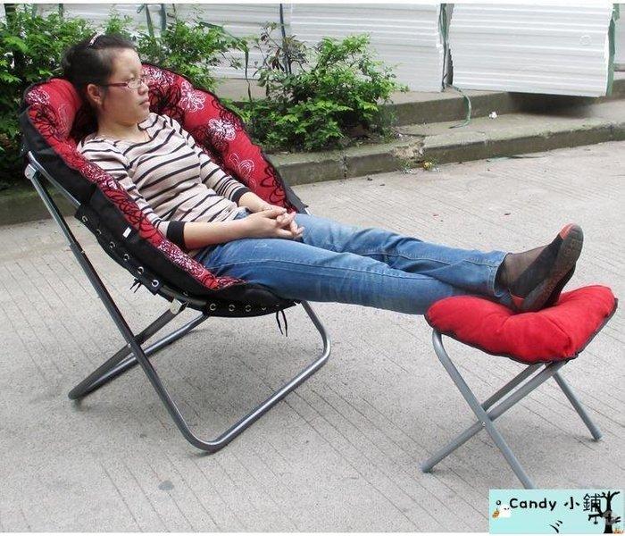 Candy 小鋪ヾ免運 時尚懶人沙發單人家用臥室陽臺沙發椅子休閑可躺靠背椅宿舍電腦椅