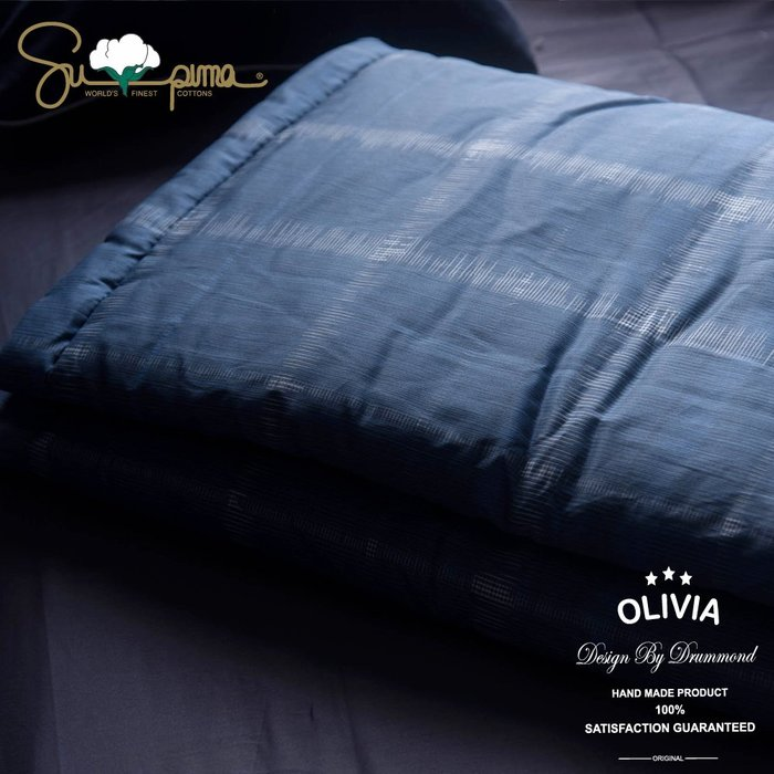【OLIVIA 】300織匹馬棉 / 5X6尺夏日涼被 【單品】 DR950 Ares  都會簡約系列 台灣製
