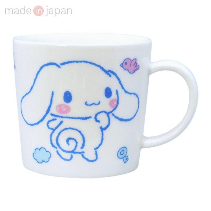 @雪花館@ 代購~正版大耳狗 ♥ 彩色陶瓷馬克杯 (轉身)