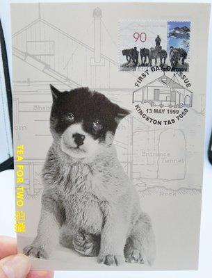 出清特賣,(全新)澳洲-明信片+(郵票)首日