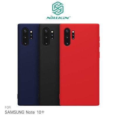 --庫米--NILLKIN SAMSUNG Note10/ Note10+ 柔雅保護套 膚感 背蓋式 手機殼 保護殼