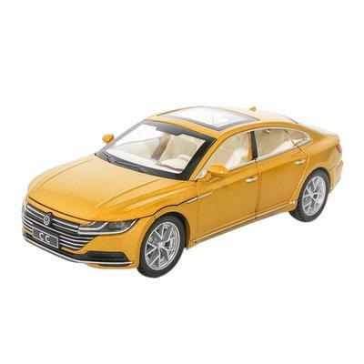 玩具車精品CC模型仿真轎跑鋁合金小汽車收藏可開門兒童聲光金屬玩具車子