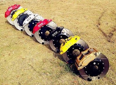 @沙鹿阿吐@ HONDA 本田 喜美 9代 CIVIC 9代 改裝大六 XYZ 一體式鍛造活塞~卡鉗剎車 劃線煞車碟盤~