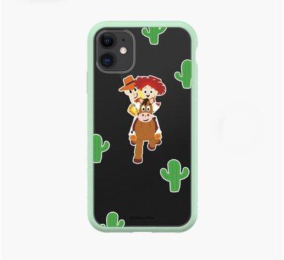 3【玩具總動員 - 翠絲 胡迪】犀牛盾 Mod NX 防摔手機殼 邊框背殼二用殼 - iPhone 11 Pro Max