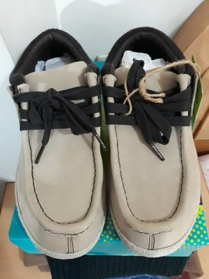 CRORS(OCEAN MINDED)麂皮休閒鞋US8.5/EU41