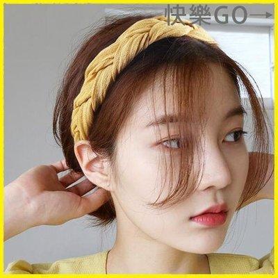 髮箍 束髮綁髮帶甜美森女繫髮箍寬邊個性歐美頭箍頭飾女
