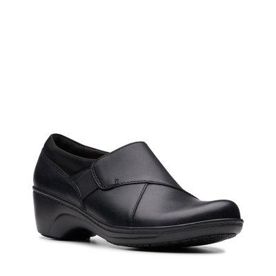 【英國代購】⑤ Clarks Grasp High Black Leather 售價3980元