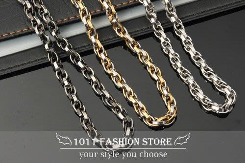 韓國 男性 / 女性 西德鋼 / 鈦鋼 不鏽鋼 個性 項鍊 不鏽鋼項鍊 TGL000028  周杰倫 款