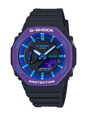 門市正貨 - 全新 Casio G-Shock GA-2100 GA-2100THS GA-2100THS-1 碳核心防護構造 手錶 (另附贈一組錶帶)