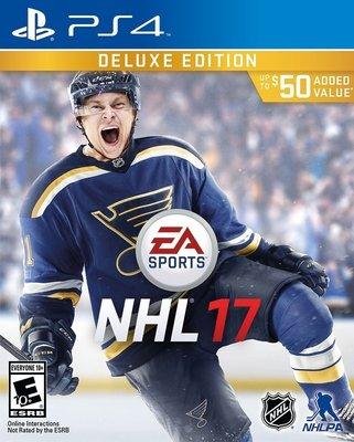 NHL 17 PlayStation 4 Deluxe Edition 美版 豪華版