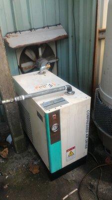 石大20HP冷凍乾燥機(中古機庫存 不定期更新)