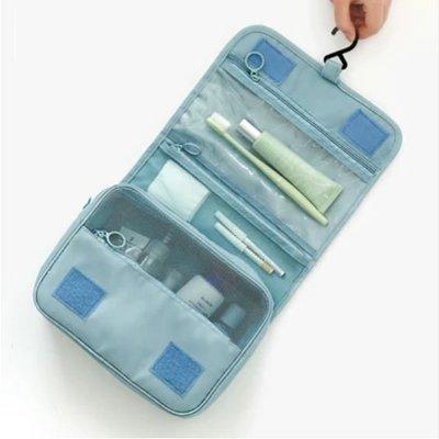 小清新掛壁盥洗包 盥洗包 洗漱包 收納包 包中包 旅行盥洗包 旅行收納包 收納【RB579】