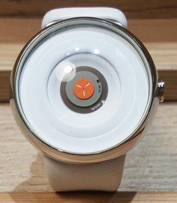 TACS TS1009A 白色 男/女款手錶 二手 (免運費)