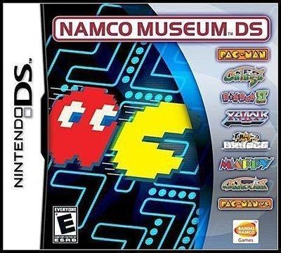 NDS 全新美版《NAMCO》【拿姆科博物館】